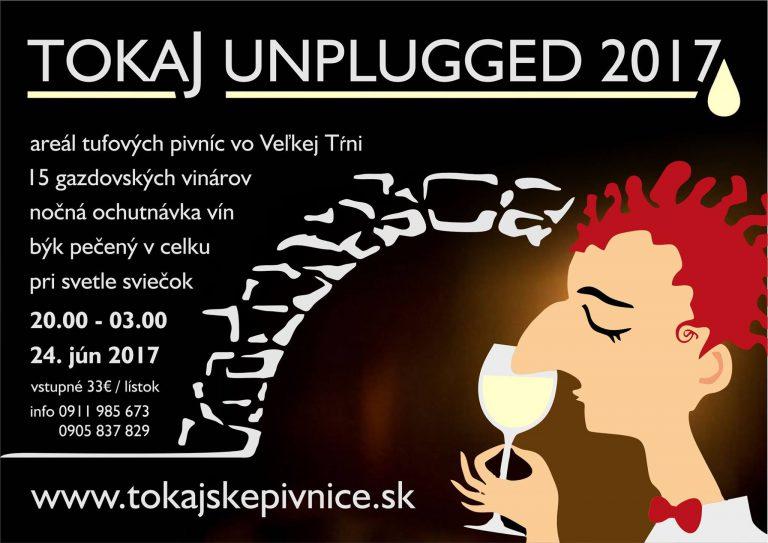 Flyer - TOKAJ UNPLUGGED 2017