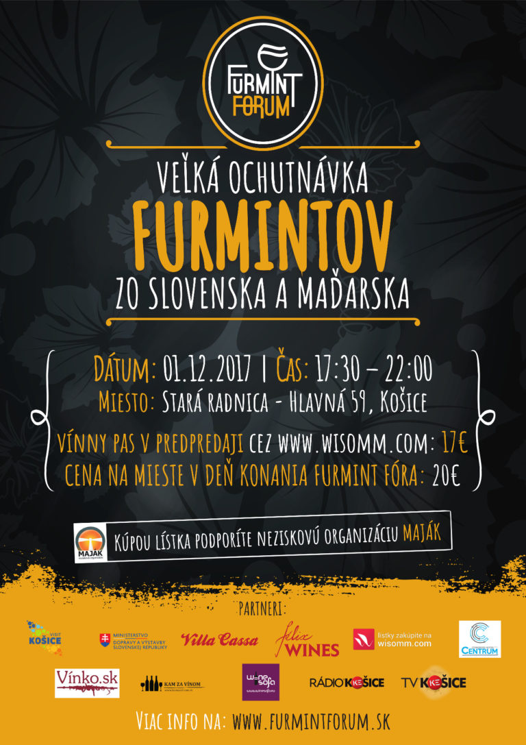 Flyer - Furmint Forum 2017