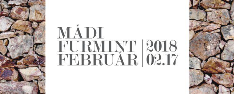 Flyer - Mádi Furmint Február 2018