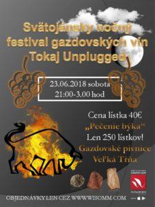 tokaj unplugged 2018