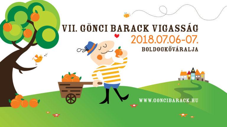Flyer - GÖNCI BARACK VIGASSÁG 2018