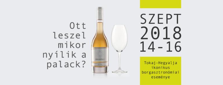 Flyer - TOKAJI ŐSZ 2018